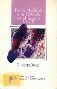 Gilberto Owen Foto 2