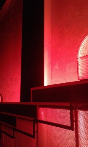 Rojo de profana galería I (foto 1)