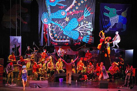 Shibusashirazu Orchestra (foto 1)