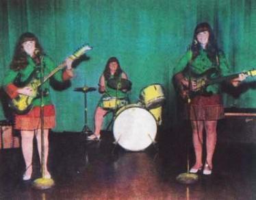 THE SHAGGS FOTO 1