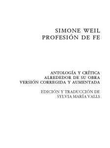 SIMONE WEIL (FOTO 2)
