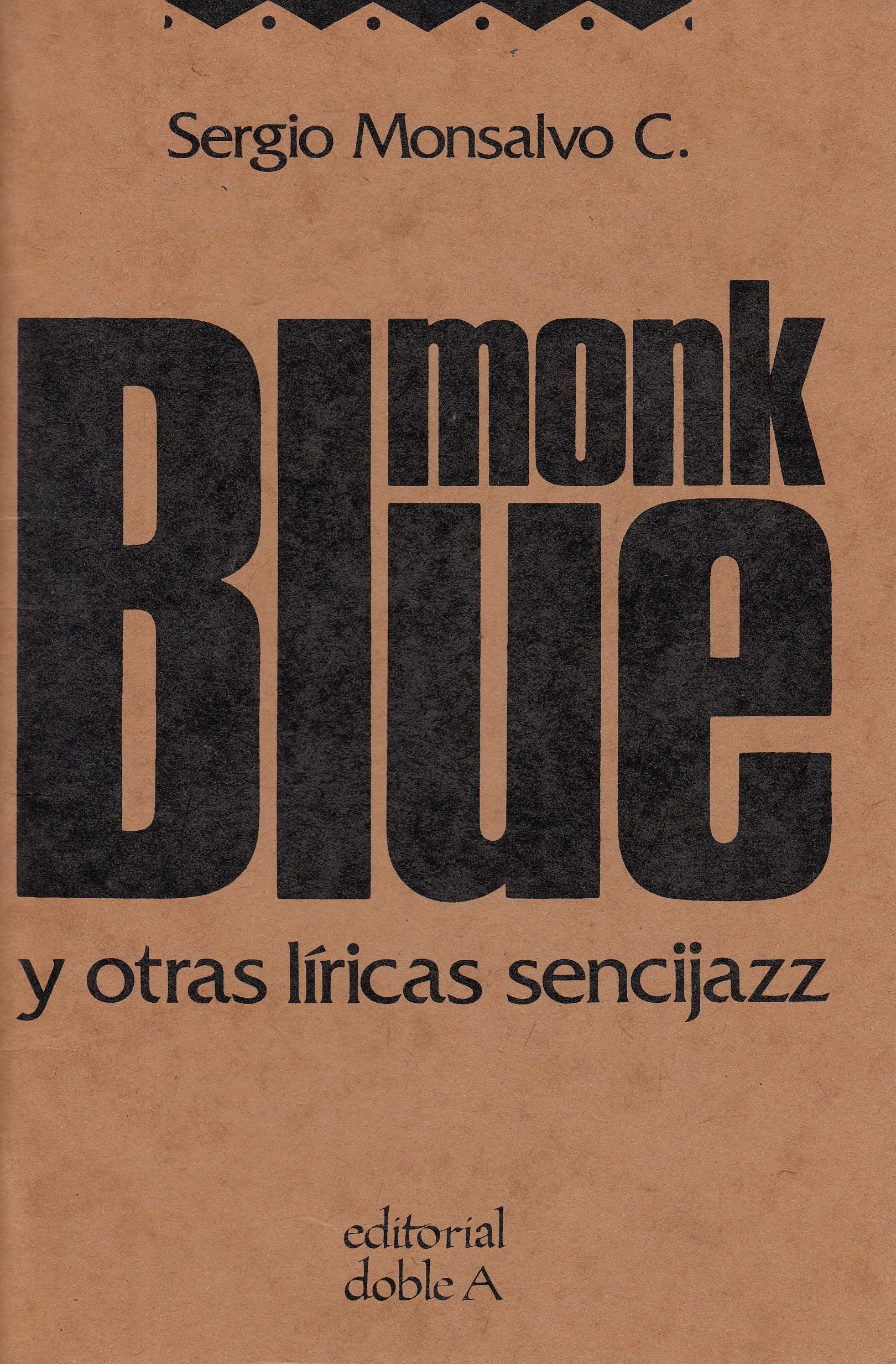 BLUE MONK (FOTO 1)