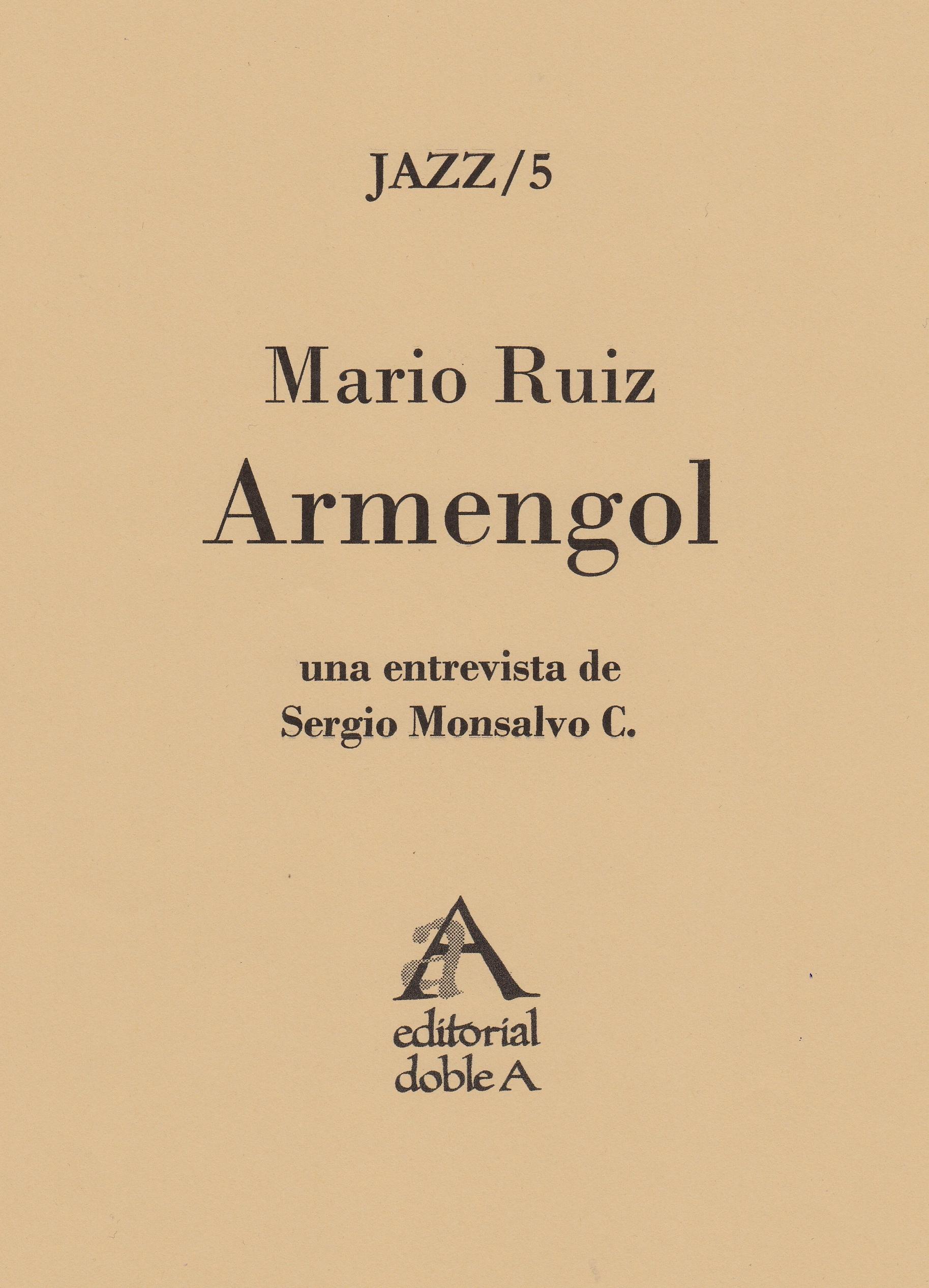 MARIO RUÍZ ARMENGOL (FOTO MUESTRARIO) - kopie