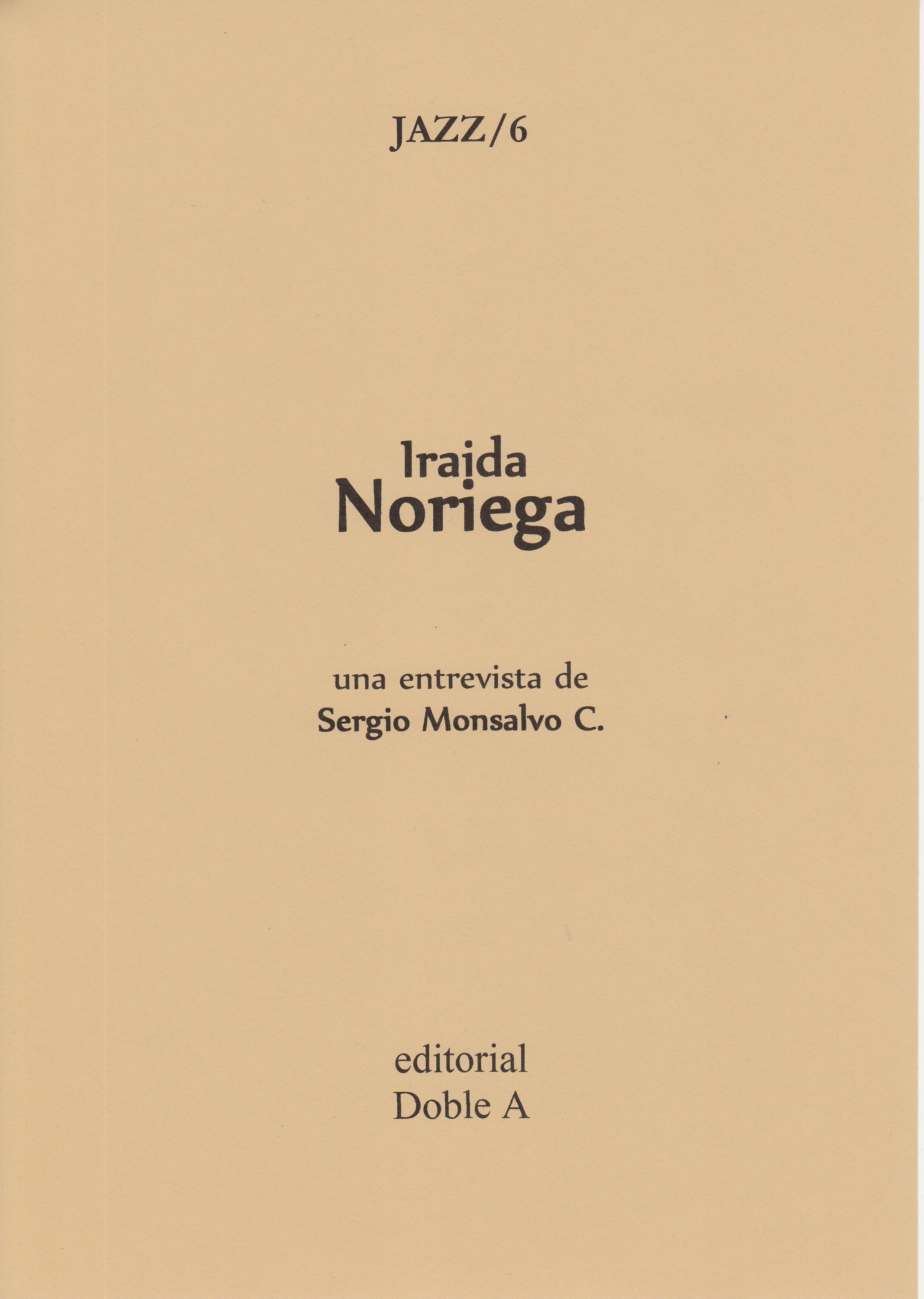IRAIDA NORIEGA (FOTO 1)