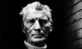 Samuel Beckett 1976 by Jane Bown