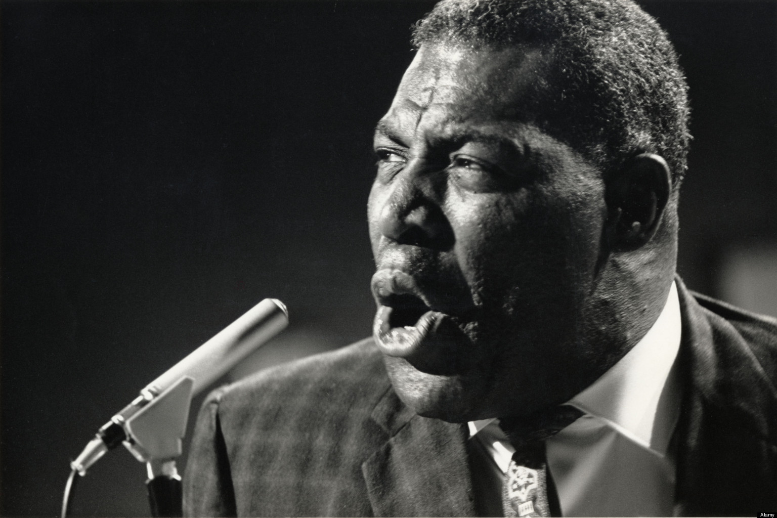 HOWLIN WOLF - US Blues singer on Ready, Steady, Go in December 1964