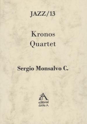 KRONOS QUARTET (PORTADA)
