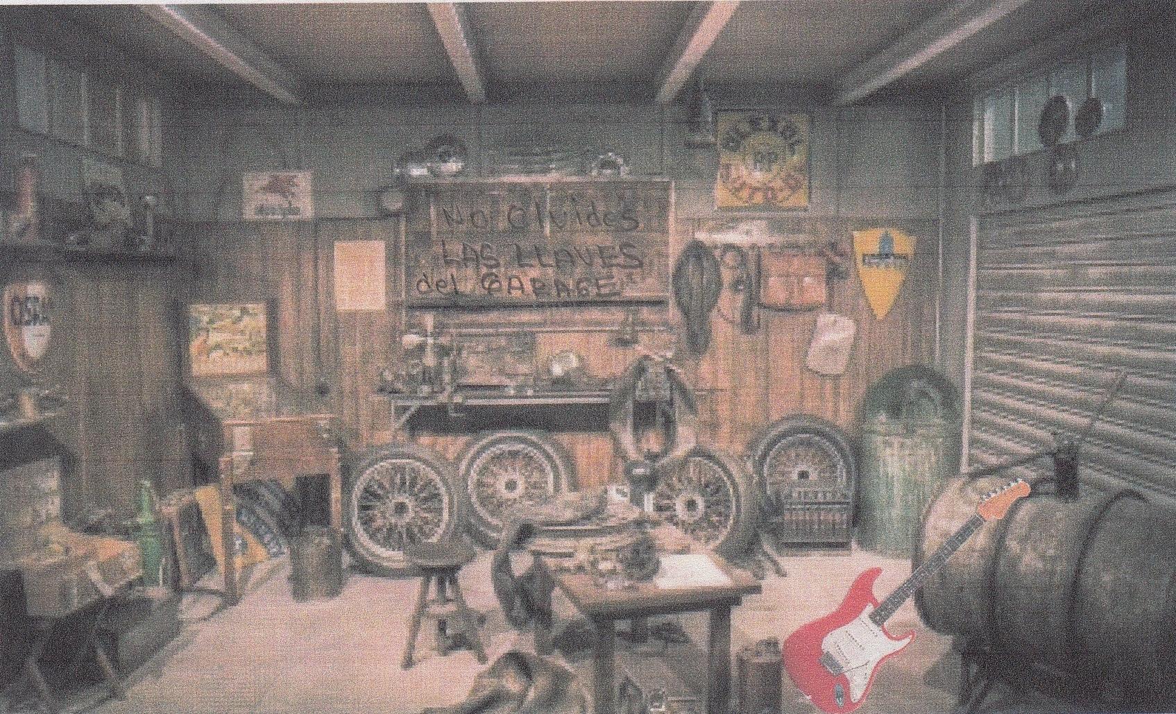 GARAGE 40 (REMATE)