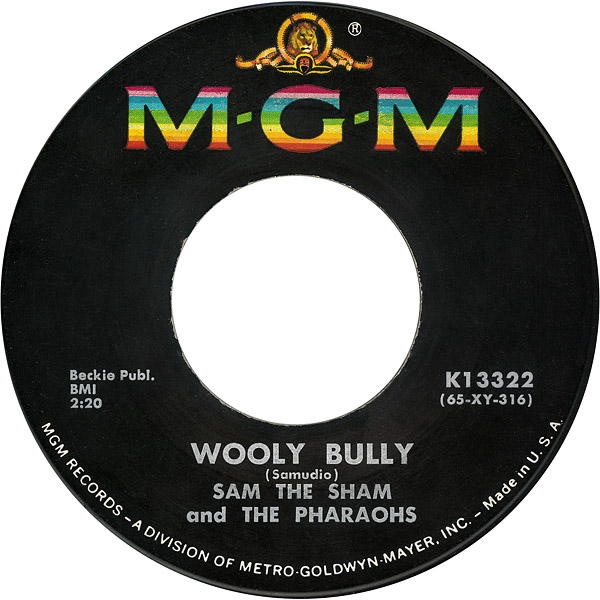 WOLLY BULLY (FOTO 2)