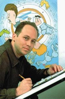 MIKE JUDGE (FOTO 1)