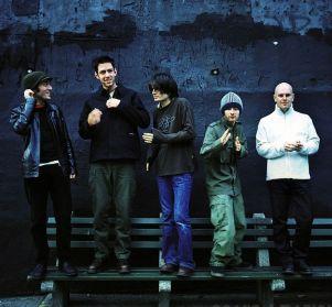 Radiohead at NYC, session for Raygun magazine