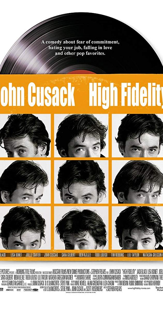 HIGH FIDELITY (FOTO 1)