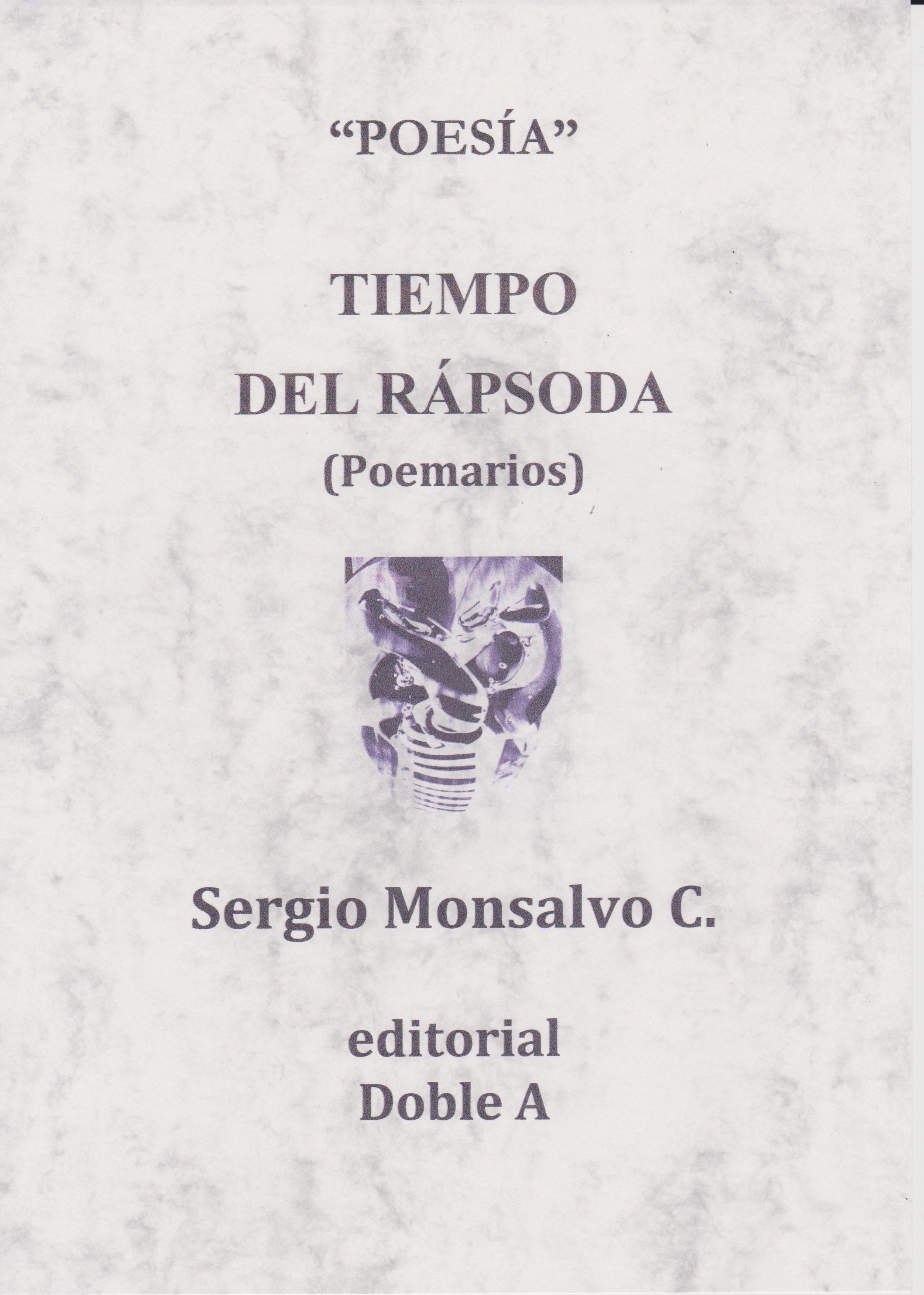 TIEMPO DEL RÁPSODA (PORTADA)