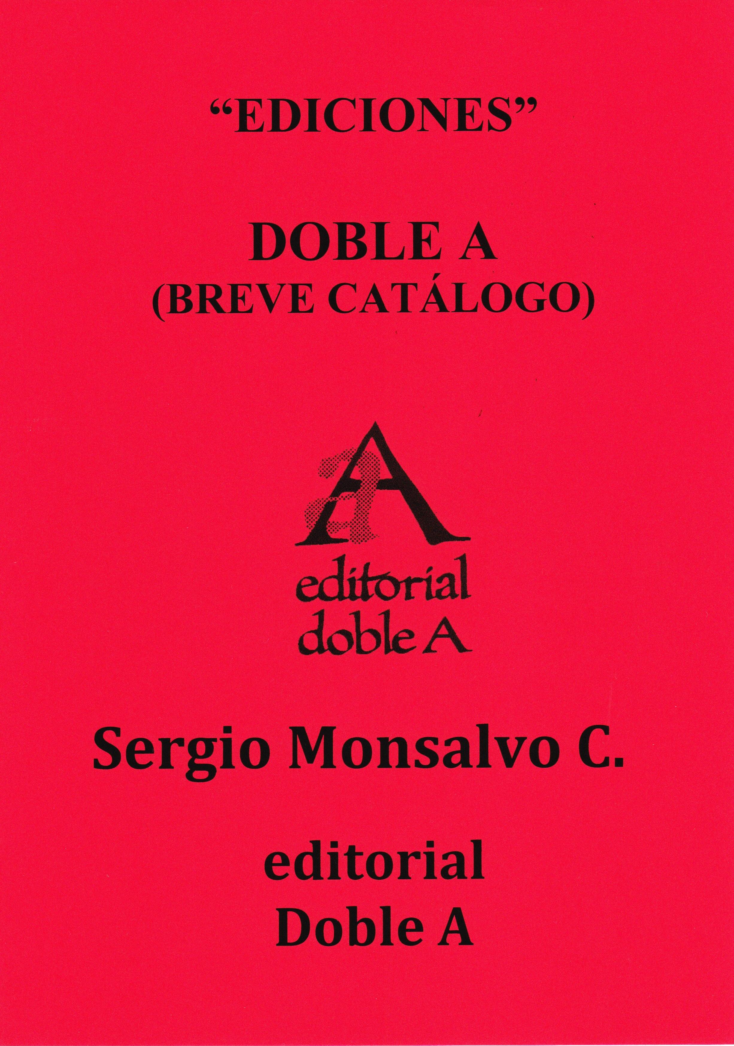 DOBLE A CATÁLOGO (PORTADA)