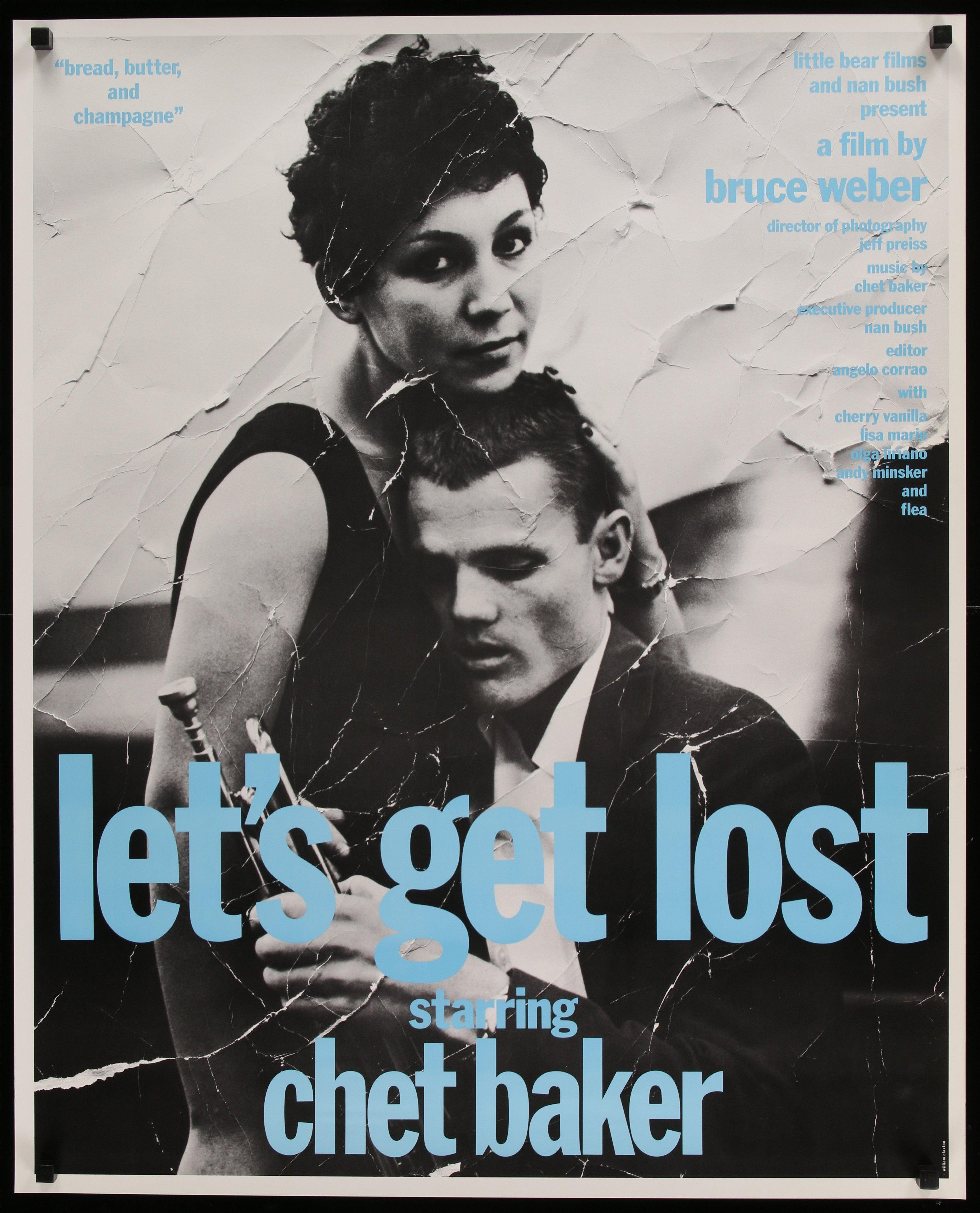 LET'S GET LOST (FOTO 1)