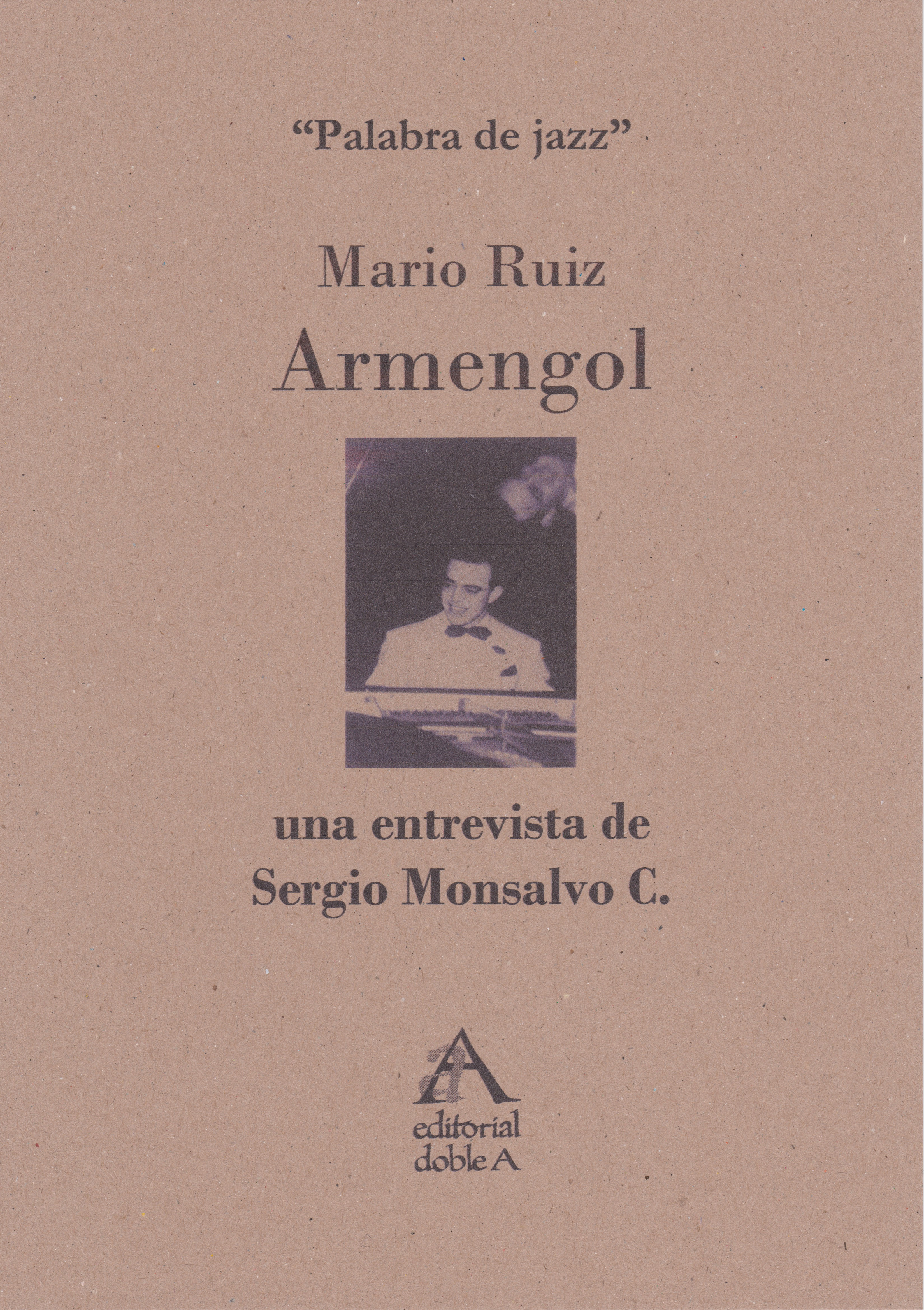 MARIO RUIZ ARMENGOL (PORTADA)