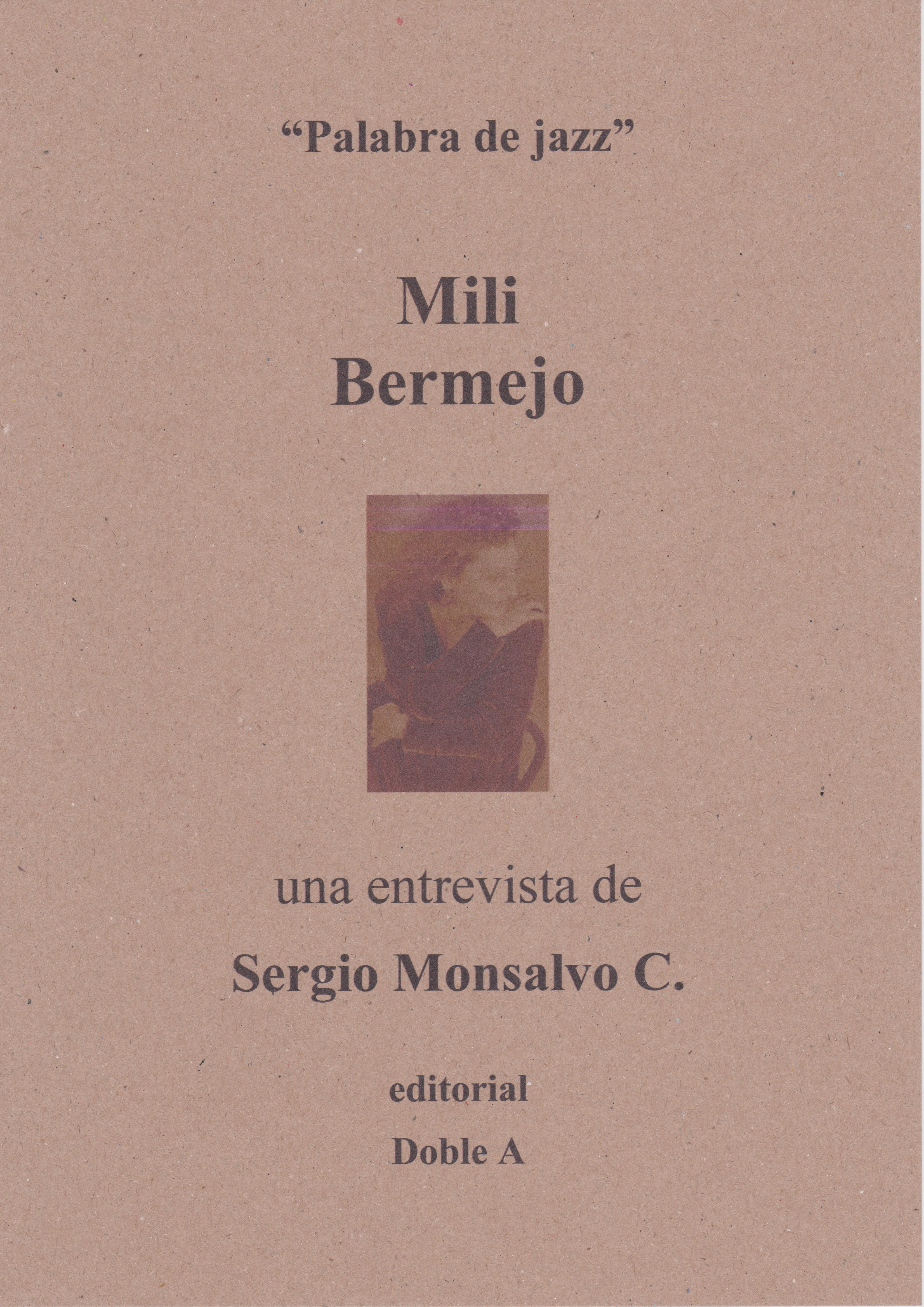 MILI BERMEJO (PORTADA)