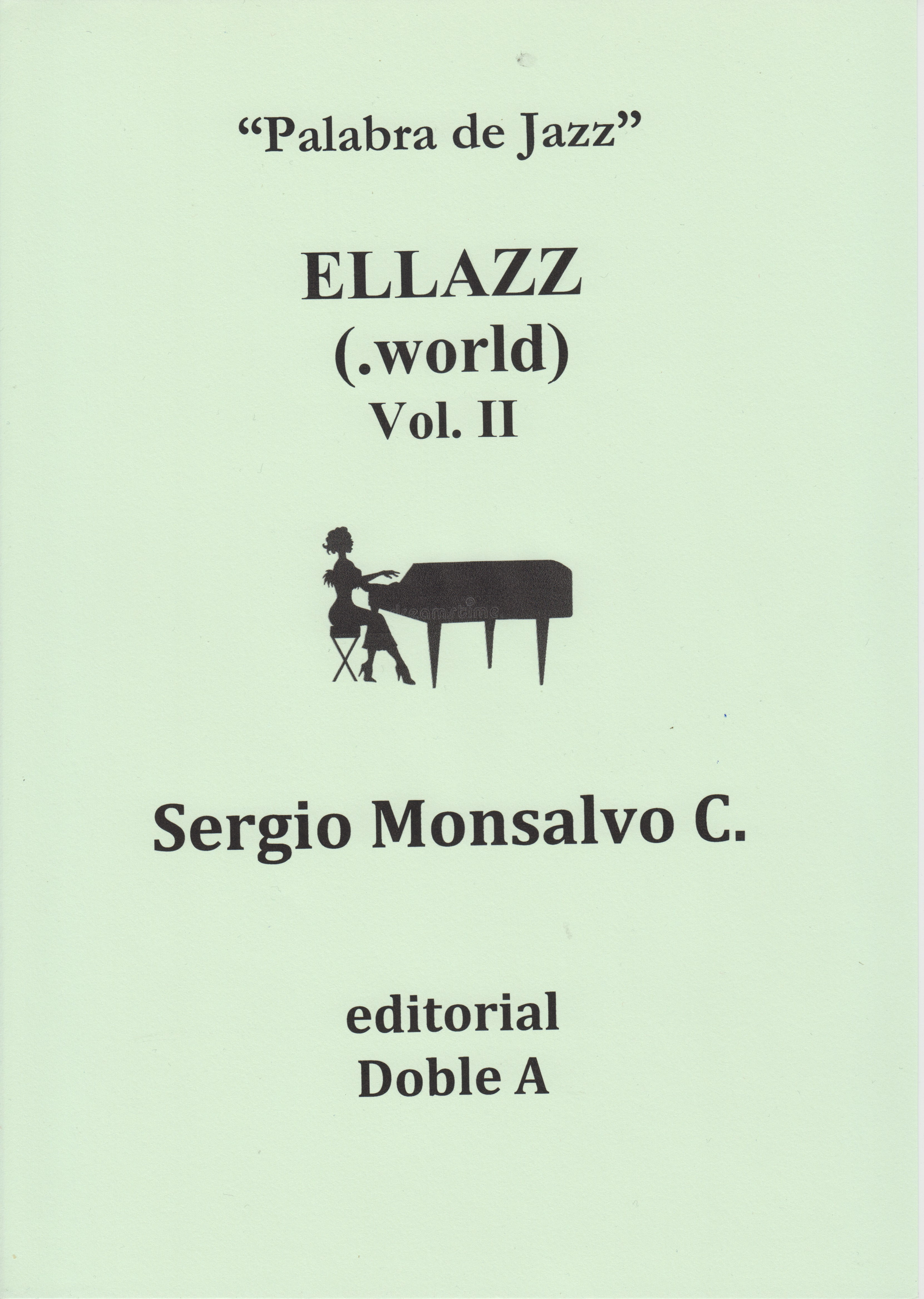ELLAZZ (.WORLD) VOL. II (PORTADA)