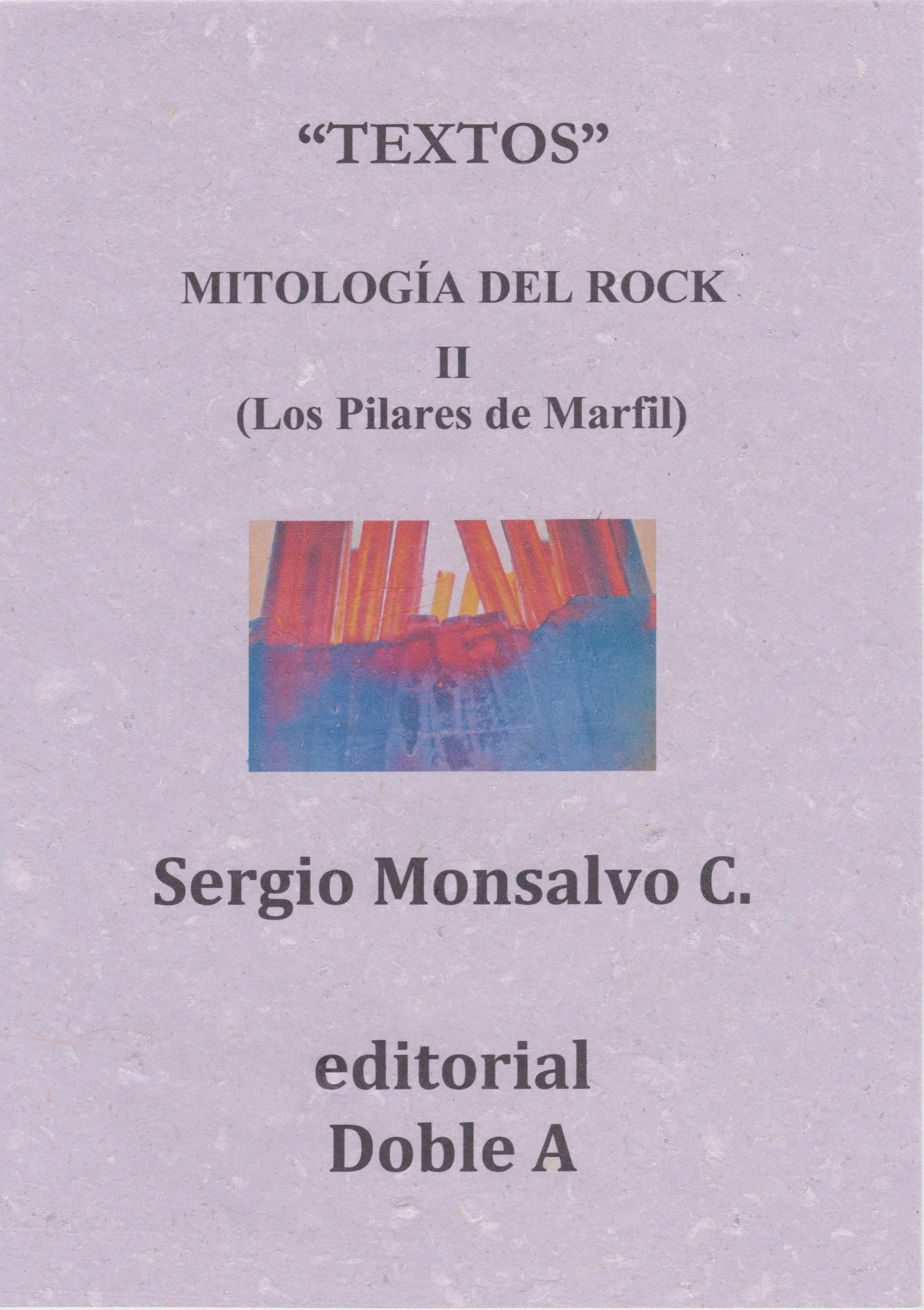 MITOLOGÍA DEL ROCK II (PORTADA)