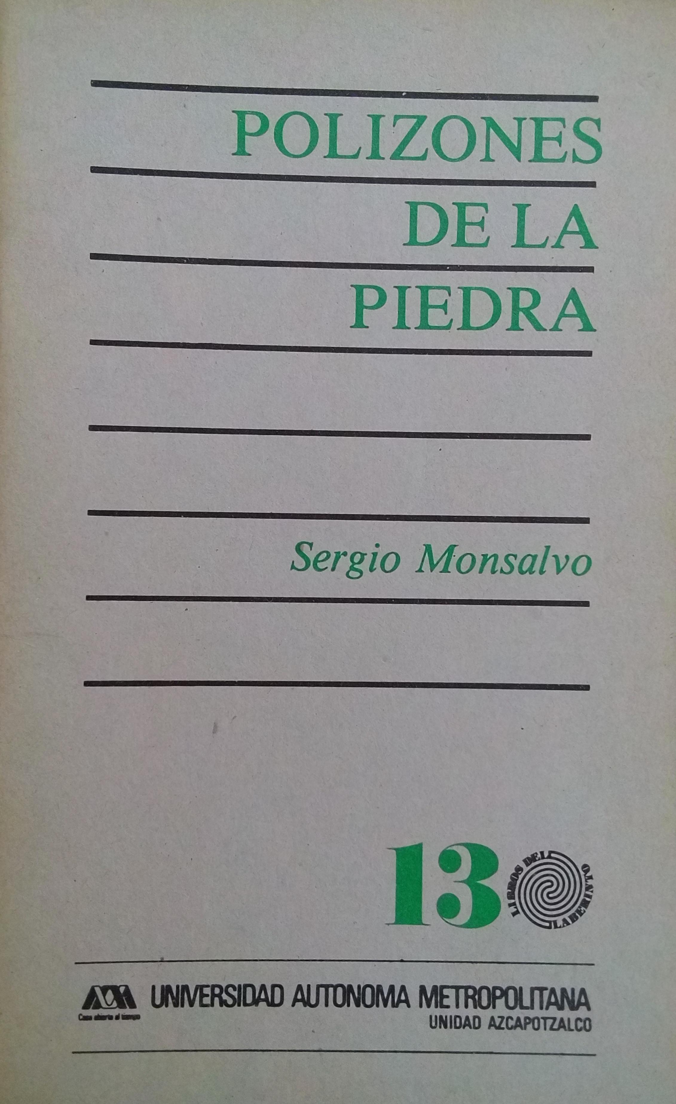 POLIZONES DE LA PIEDRA (FOTO 1)