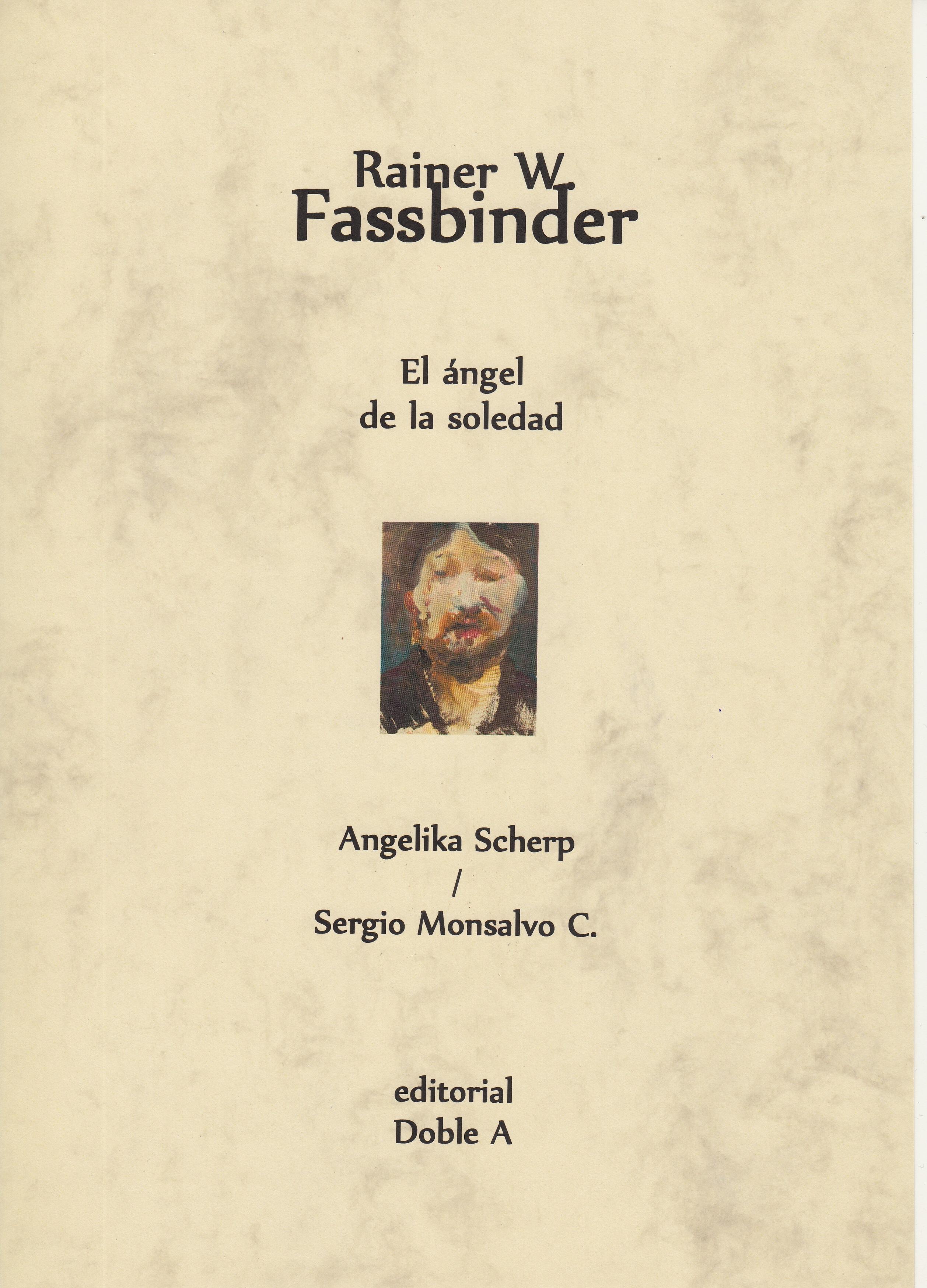 RAINER WERNER FASSBINDER (PORTADA)