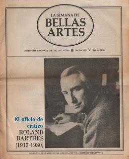 SEMANA DE BELLAS ARTES (FOTO 1)