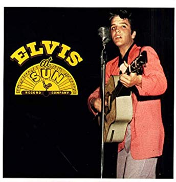 Elvis Sun Sessions (portada)