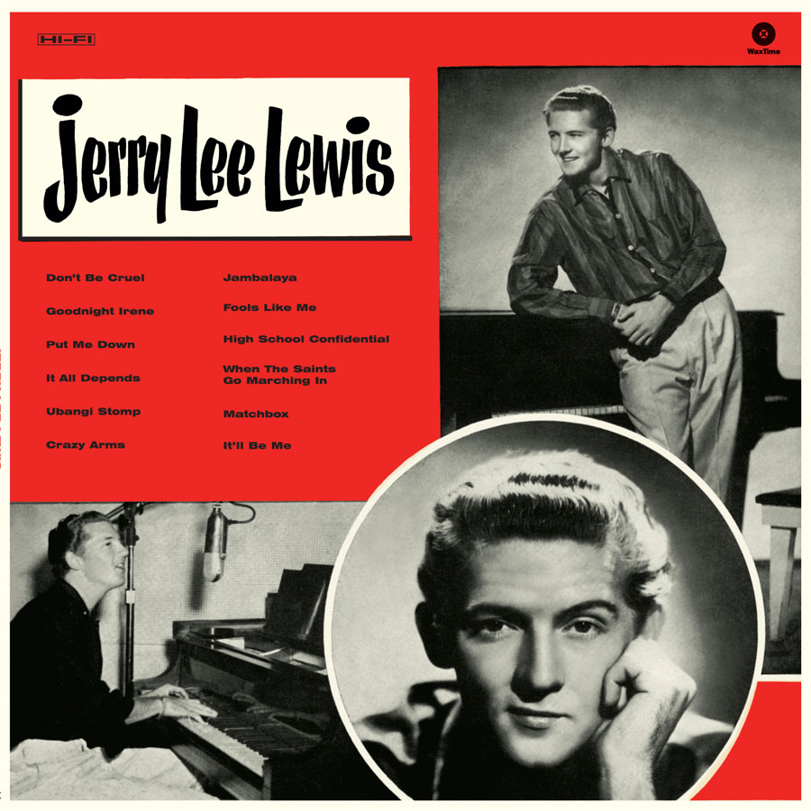 JERRY LEE LEWIS (PORTADA)