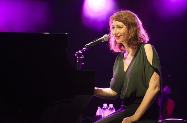 Regina Spektor In Concert - Charlotte, NC