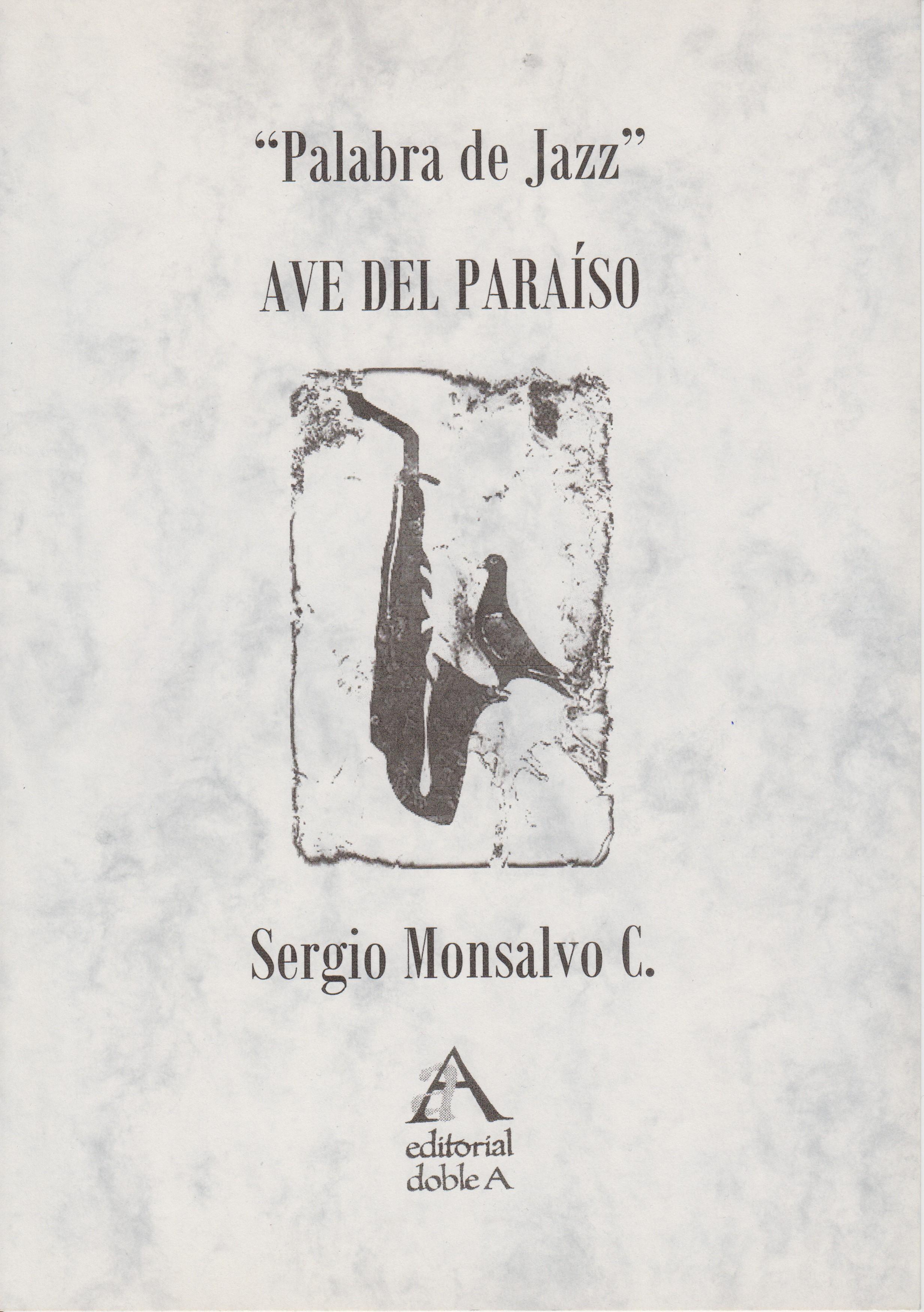 AVE DEL PARAÍSO (PORTADA)