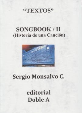 SONGBOOK II (PORTADA)