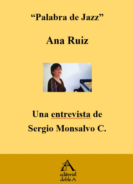 ANA RUIZ (PORTADA LA BUENA)