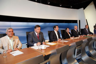 POLÍTICA Y TV (FOTO 2)