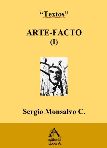 ARTE-FACTO (I) (PORTADA)