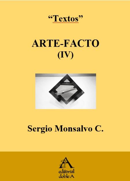 ARTE-FACTO (IV) (PORTADA)