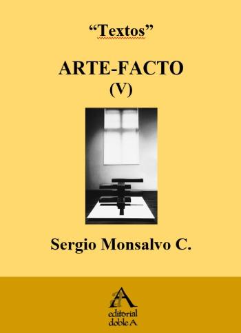 ARTE-FACTO (V) (PORTADA)