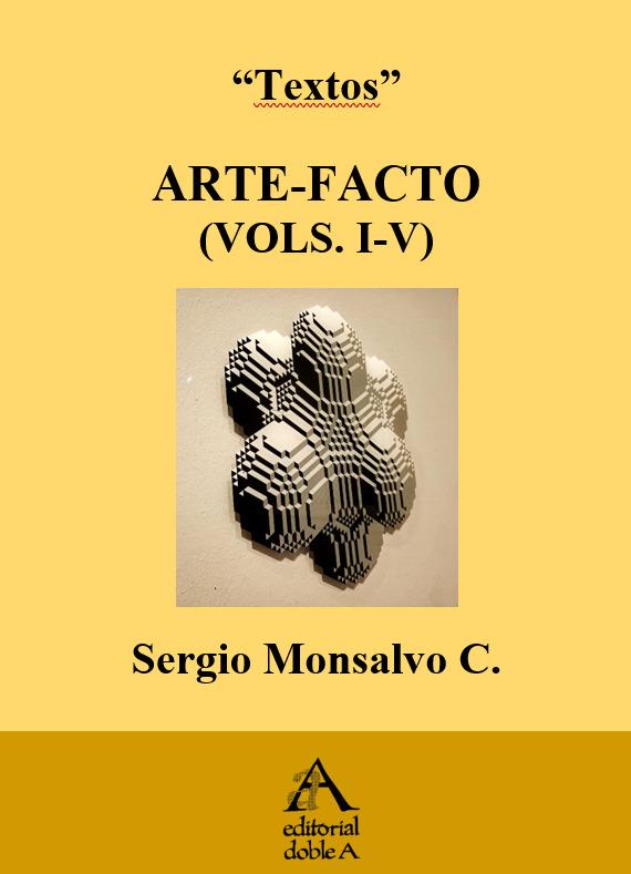 ARTE-FACTO (Vols I-V) (PORTADA)