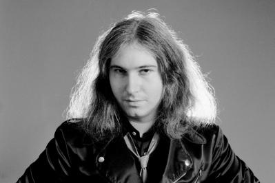 Jim Steinman Portrait Shoot