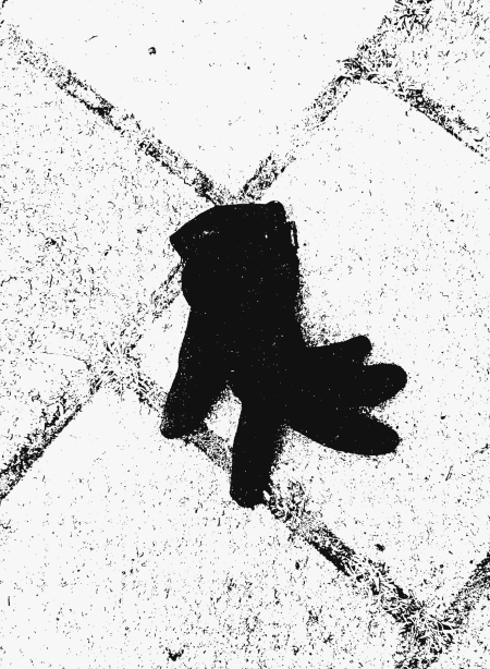 GLOVES 13 (WAITING FOR THE END OF THE WORLD)