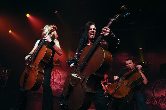 Apocalyptica And Dir En Grey In Concert
