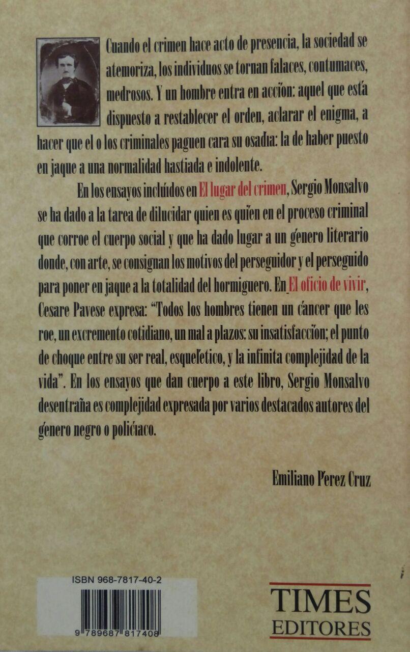 EL LUGAR DEL CRIMEN (FOTO 2)