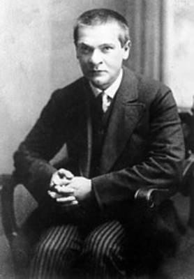 GEORG TRAKL (FOTO 1)