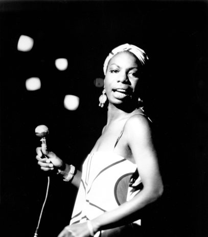 Nina Simone, late 1960s