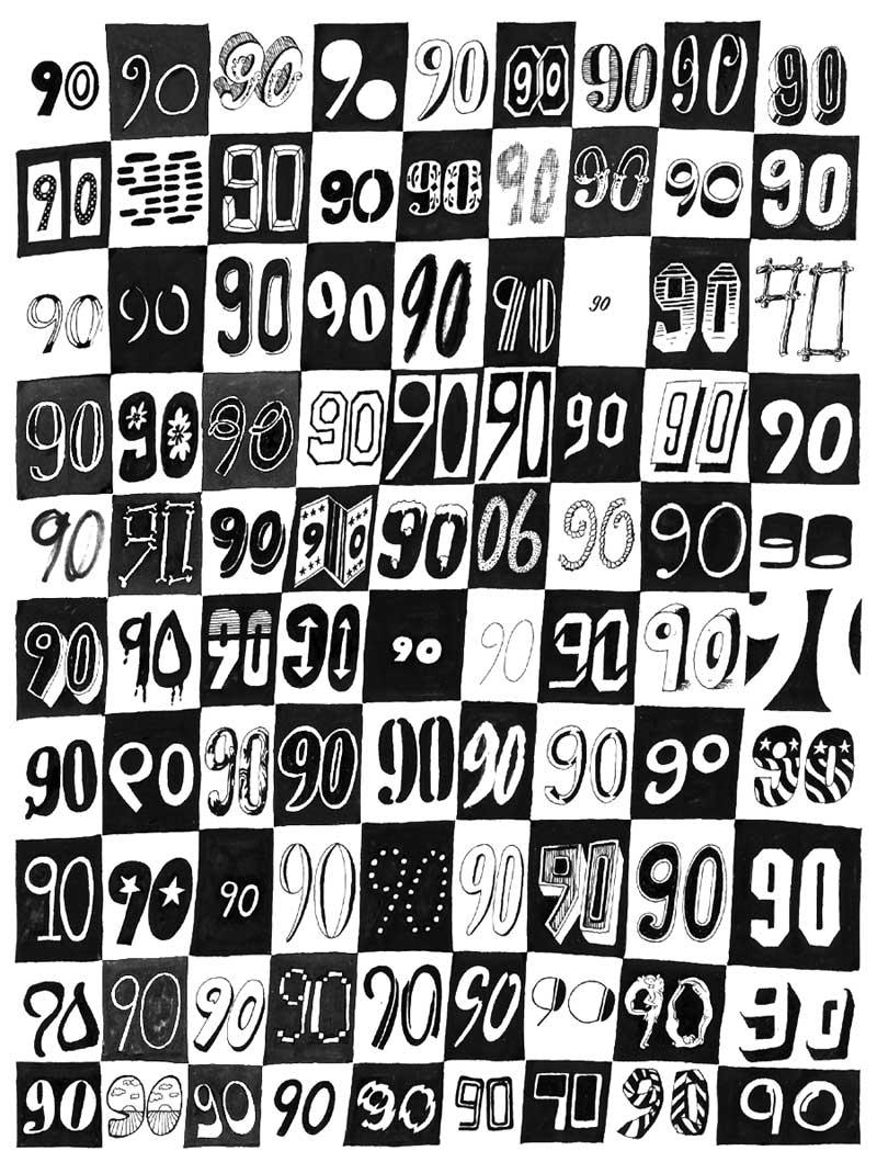 90'S I (FOTO 1)