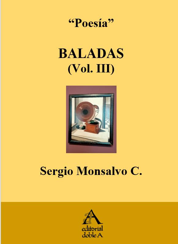 BALADAS VOL. III (PORTADA)