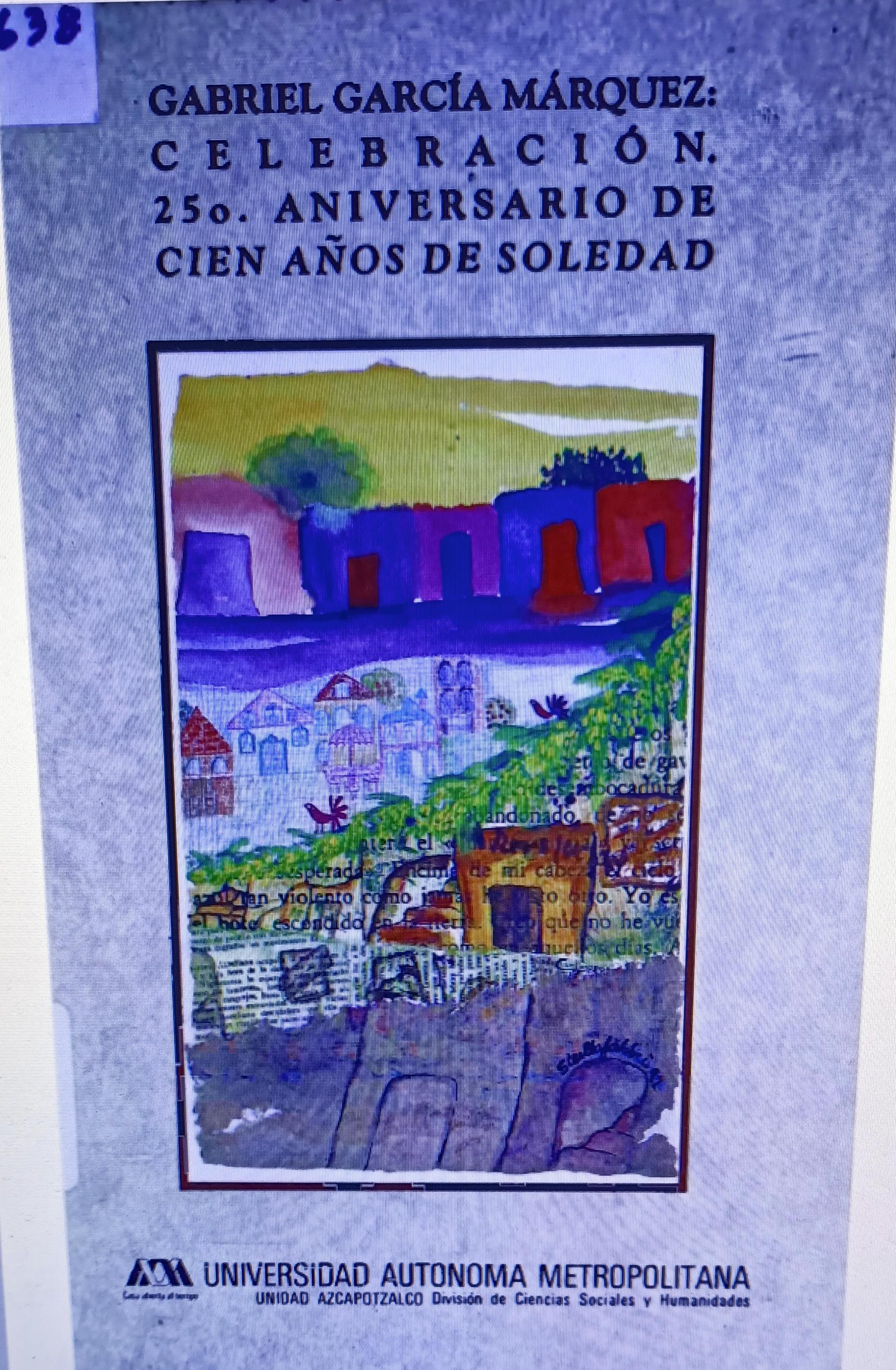 CIEN AÑOS DE SOLEDAD (FOTO 1)