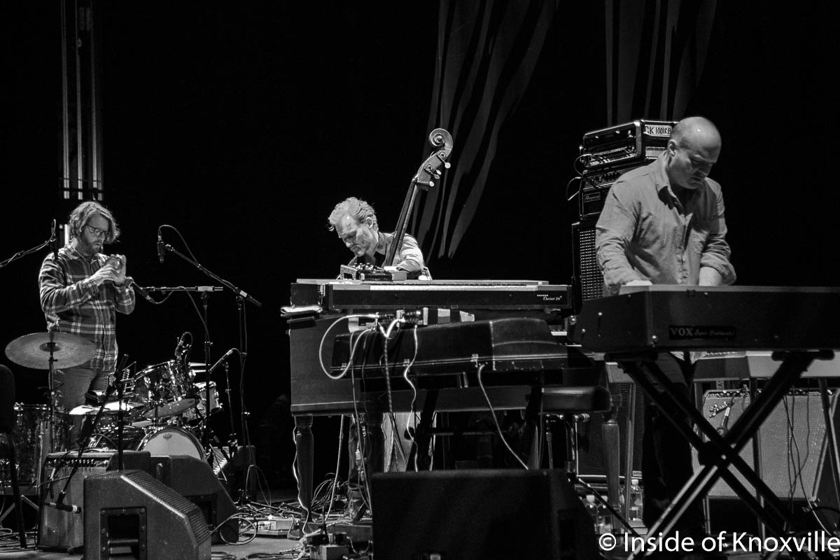 Medeski, Martin and Wood, Big Ears Festival, Tennessee Theatre,